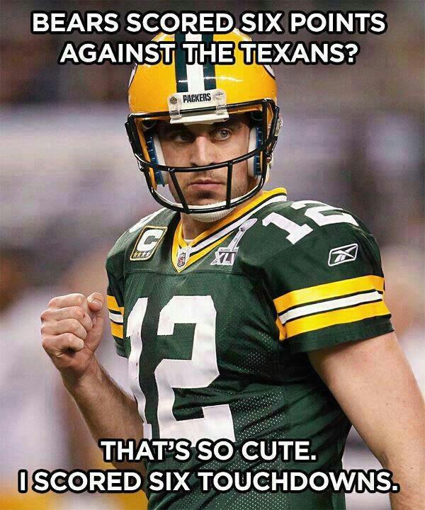 Packers Bears Memes