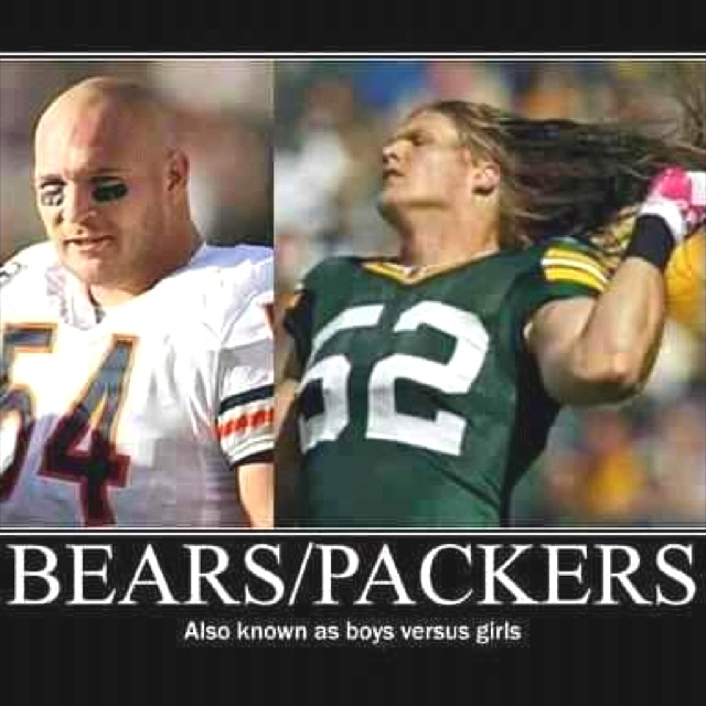Chicago Bears Vs Packers Memes