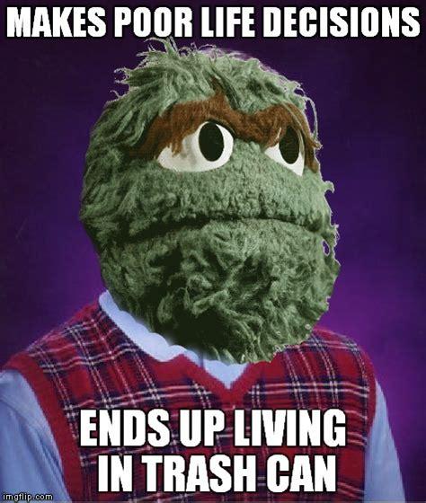 Oscar Trash Can Memes