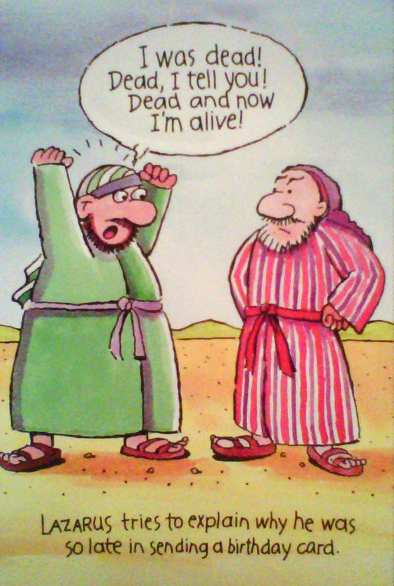 Religious Funny Cards Christian Birthday Memes 2019