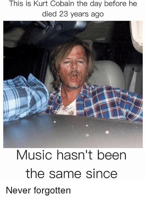 Kurt Cobain Memes