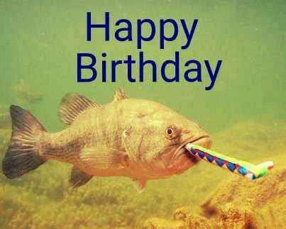 Fishing Birthday Memes
