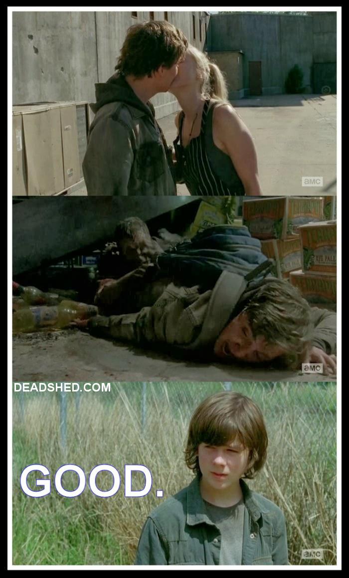 Walking Dead Season 4 Memes