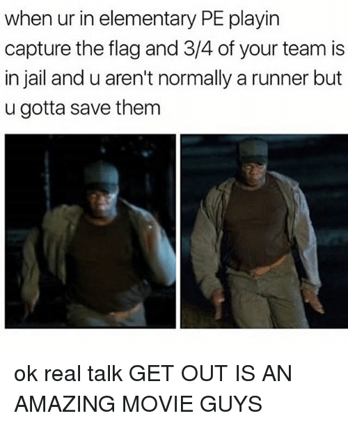 Get Out Movie Memes