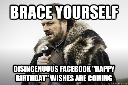 Game Of Thrones Birthday Memes