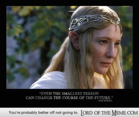 The Lord Of The Rings Memes
