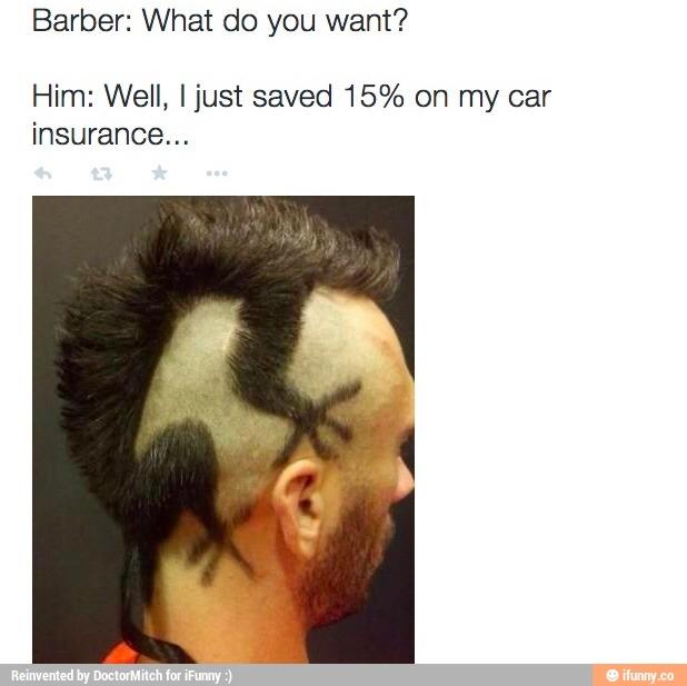 Barber Haircut Memes