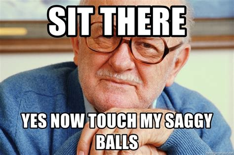 Why are my balls so saggy