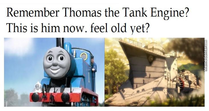 Thomas The Tank Engine Memes