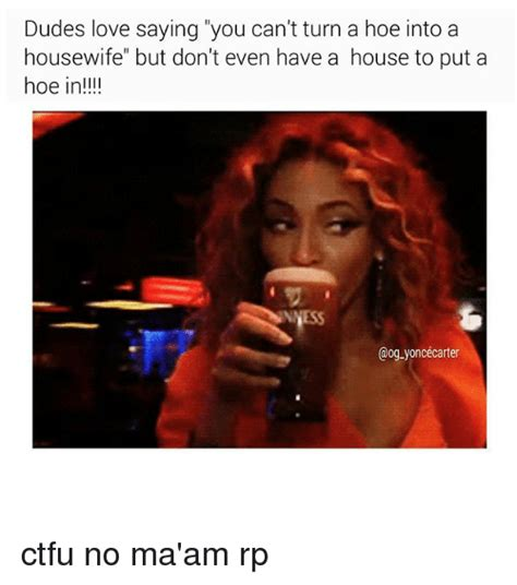 Hoe into a housewife Memes