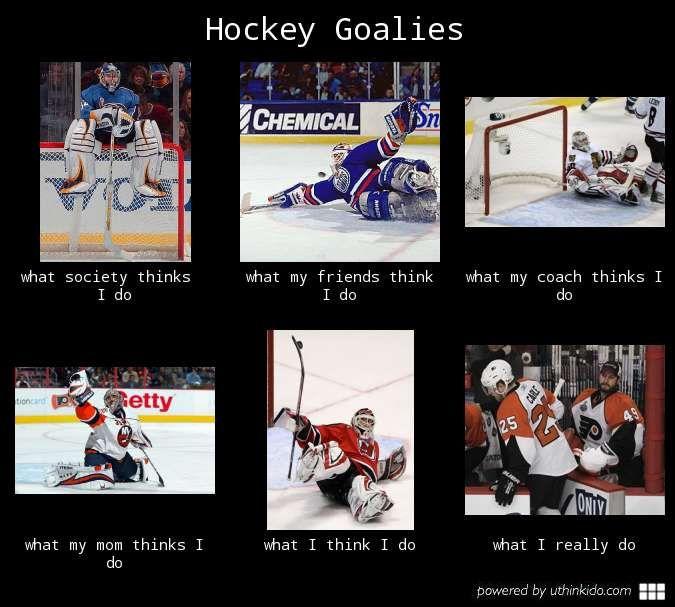 Hockey Goalie Memes