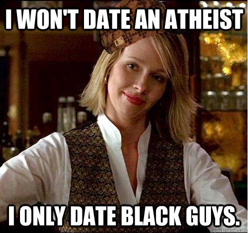 should i date a black guy