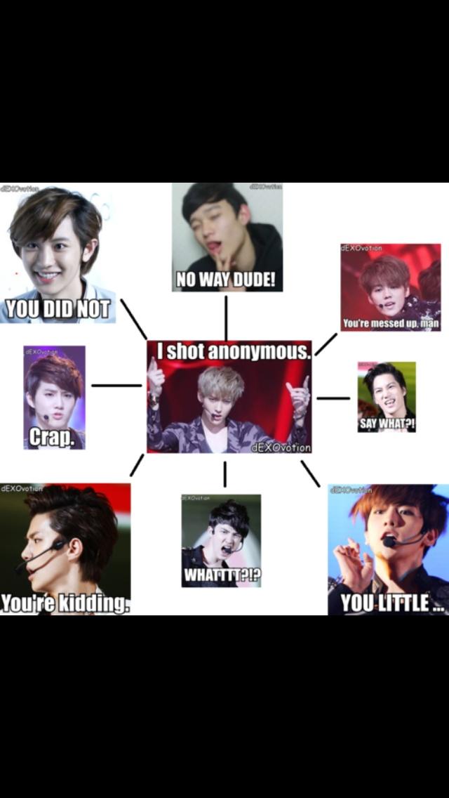 Exo Funny Memes