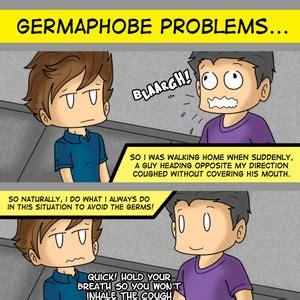 Germaphobe Memes