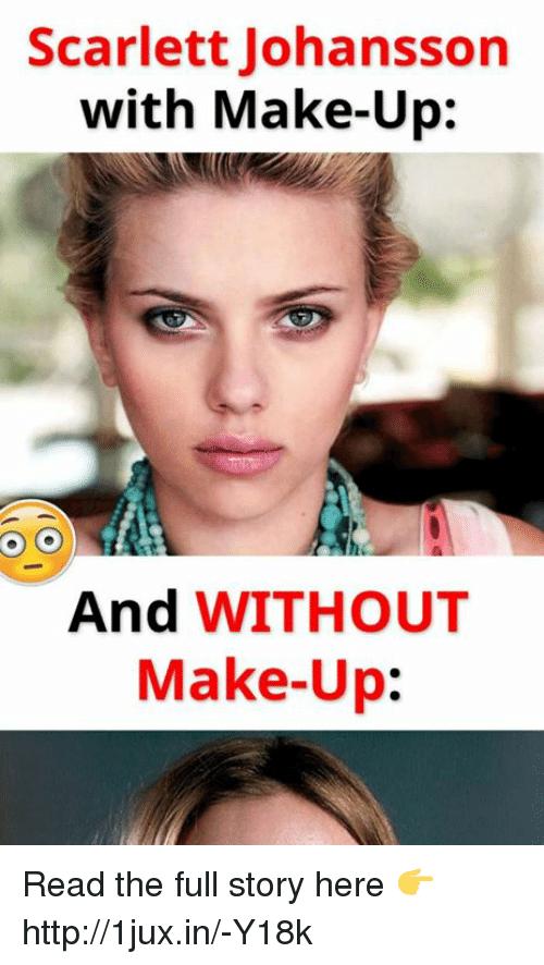 Scarlett Johansson Memes