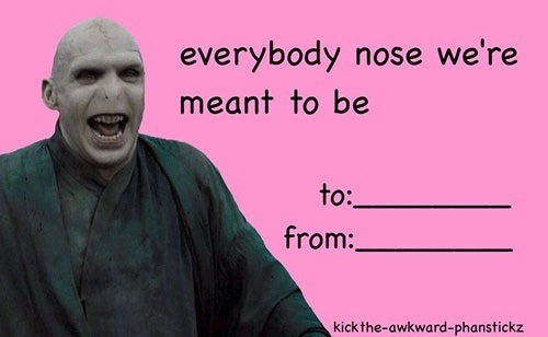 Harry Potter Valentines Day Memes