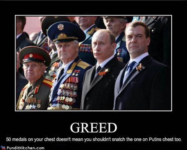 Putin Funny Memes