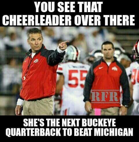 Ohio State Vs Michigan Memes