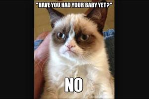 Overdue Pregnancy Memes
