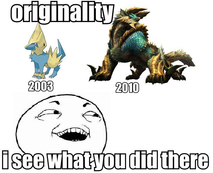 Monster Memes