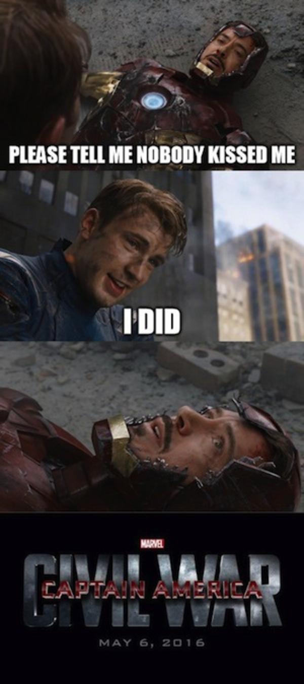 Capitan America Memes