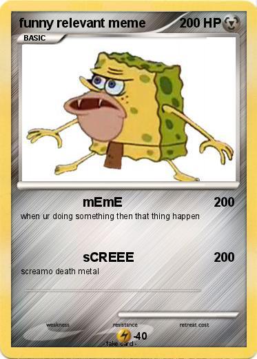 Pokemon Card Memes