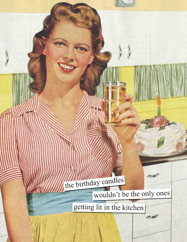 Funny female birthday Memes