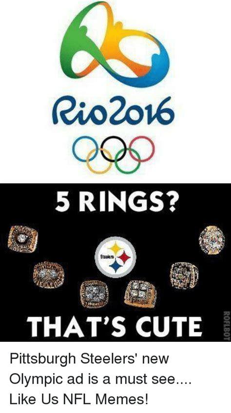 Steelers Six Rings Memes