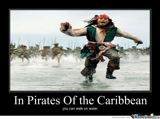 Pirates Of The Caribbean Memes