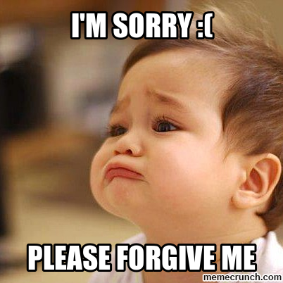 I M Sorry Memes Find and save im sorry meme memes | from instagram, facebook, tumblr, twitter & more. i m sorry memes