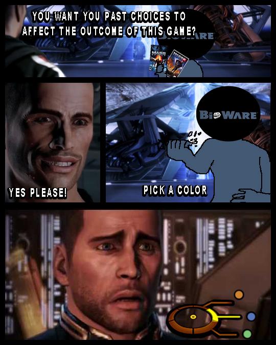 Funny Mass Effect Memes