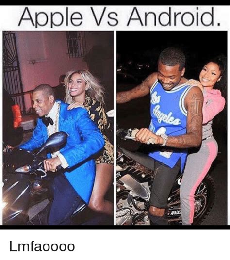 Apple Vs Android Memes