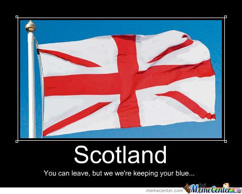 Scotland Memes