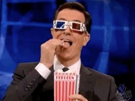 Guy eating popcorn Memes
