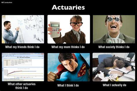 Actuary Memes