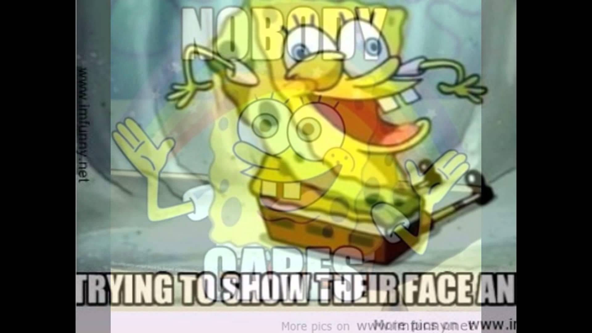 Hilarious spongebob memes