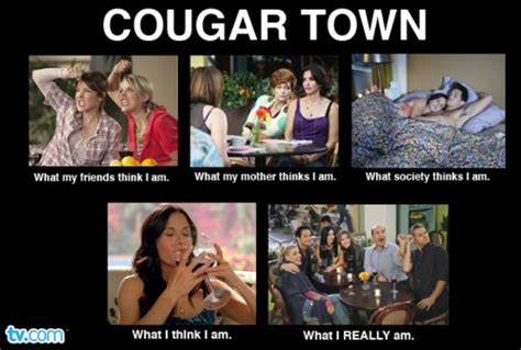 Meme woman cougar 50+ Best
