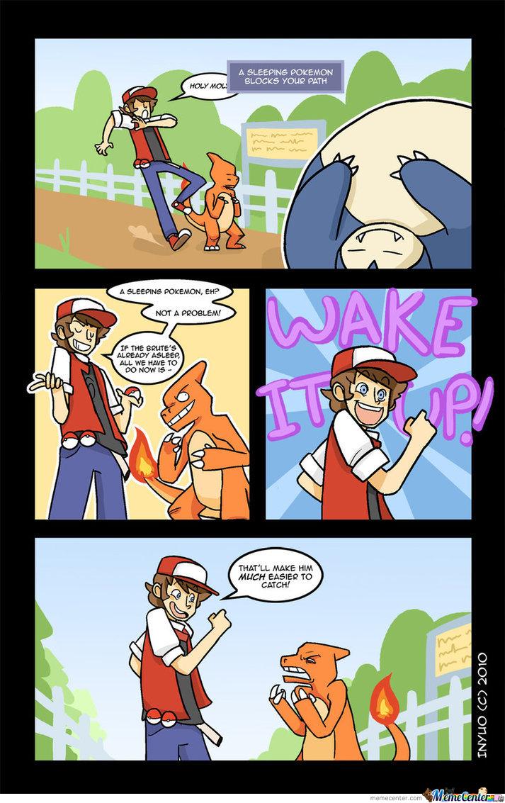 Funny Pokemon Black And White Comics funny comic memes