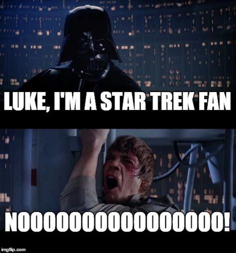 Star wars star trek Memes