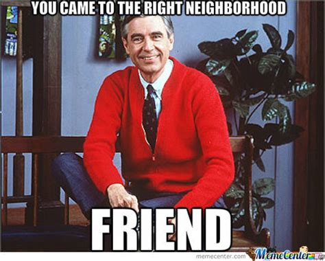 Mr Rogers Memes