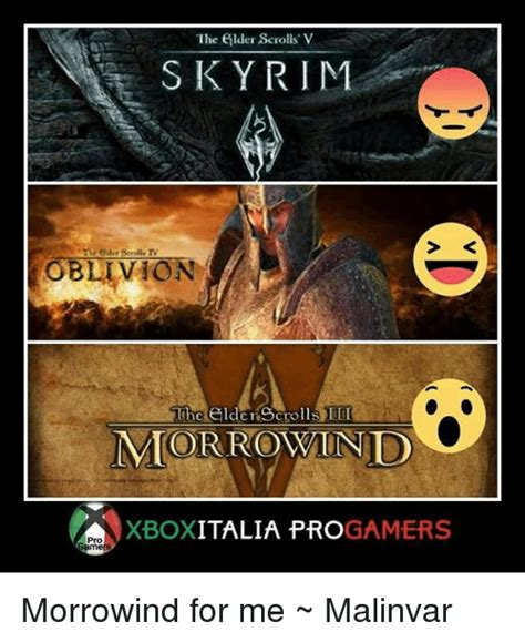 Morrowind Memes