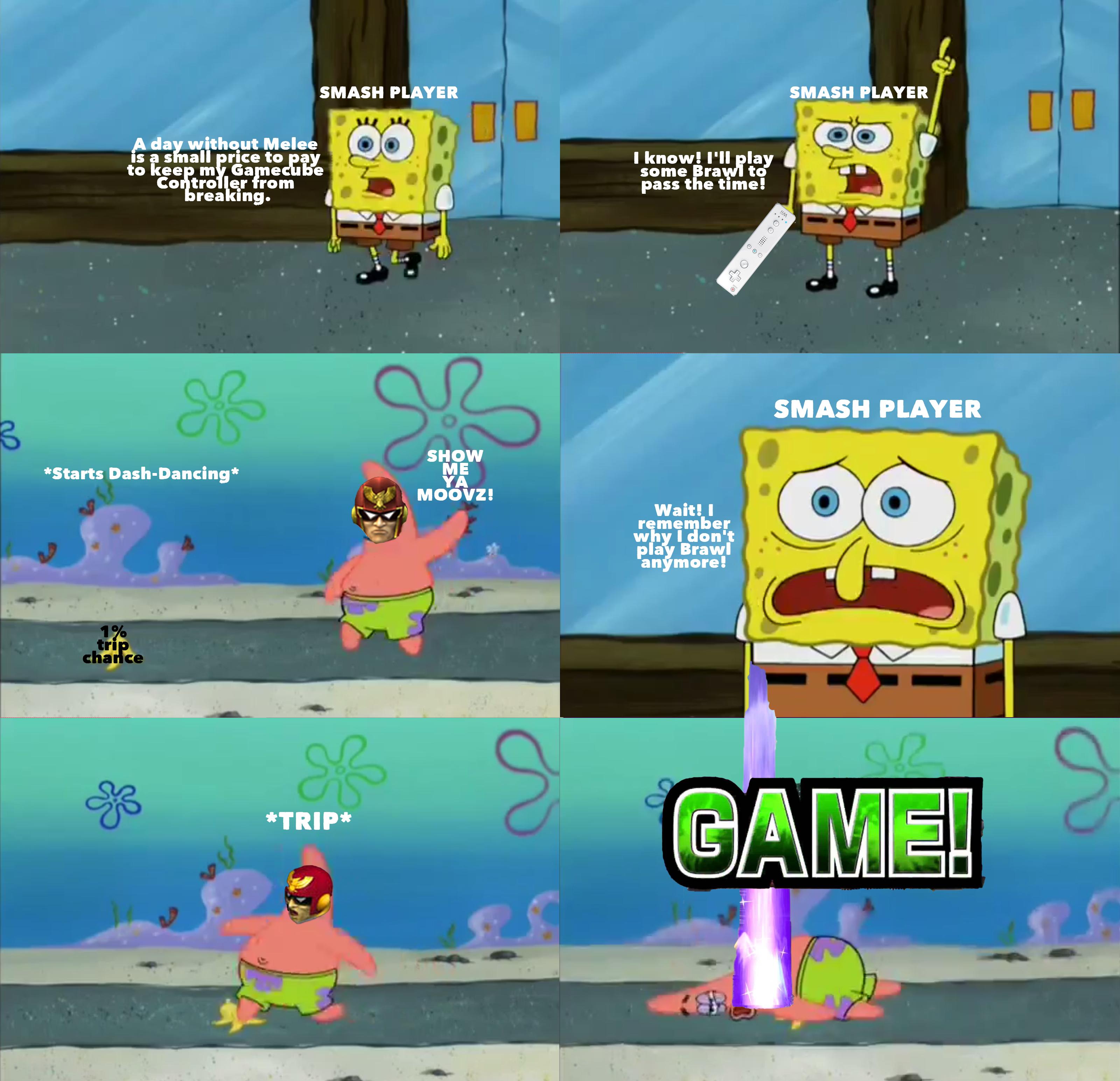Smash Memes