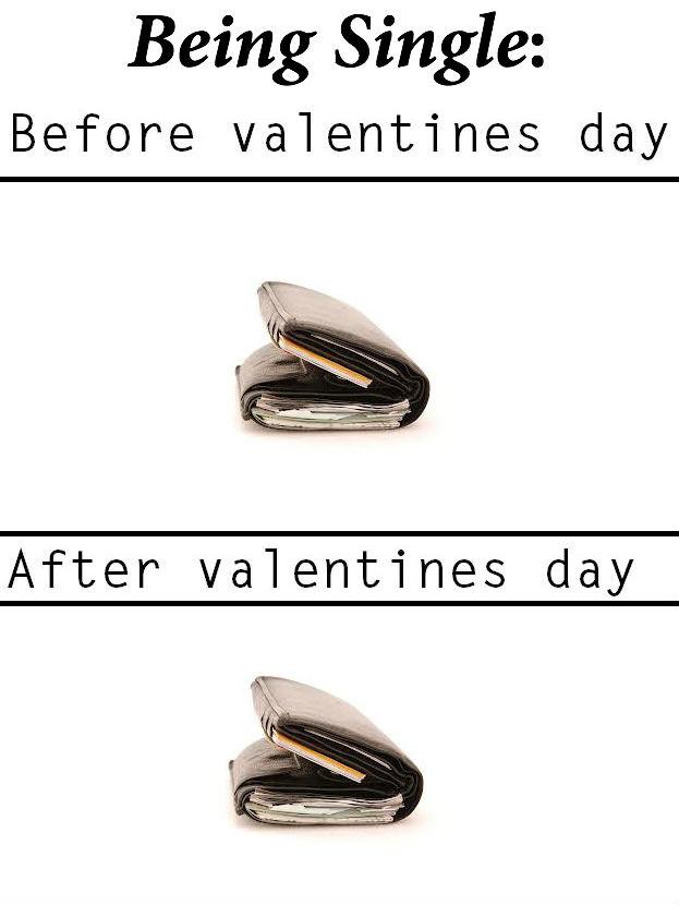 Funny Single Valentines Memes