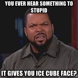 Ice Cube Memes Wanna eat some bagel bites? ice cube memes