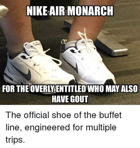 nike monarch dad meme