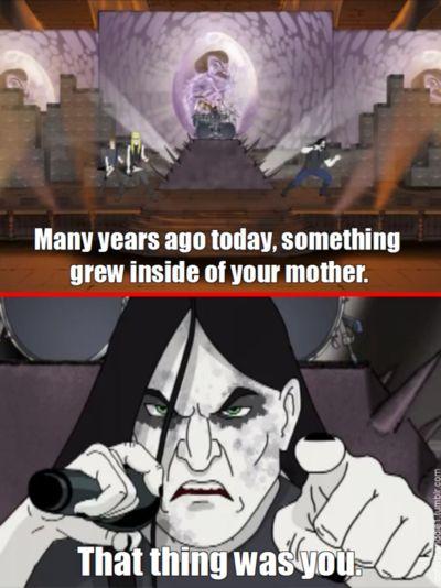 Heavy Metal Birthday Memes