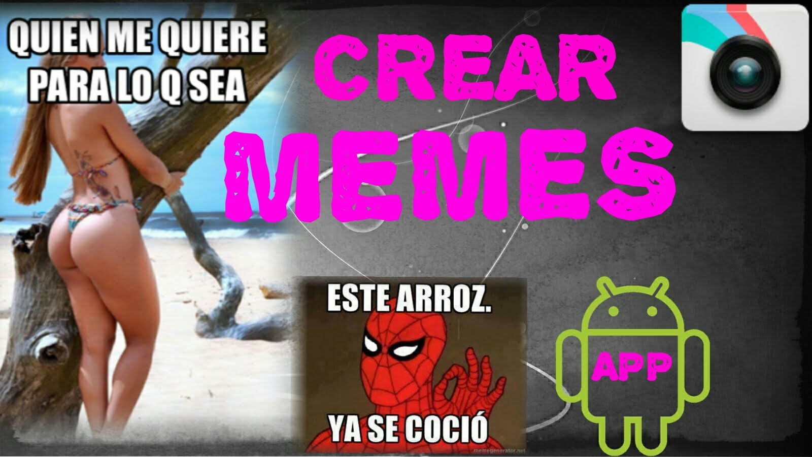 Para Hacer Memes