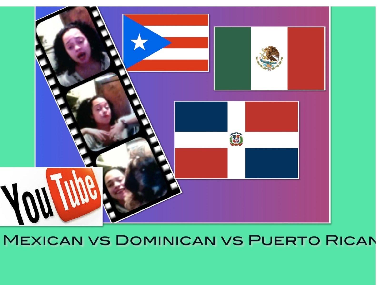 Puerto rican dominican girl