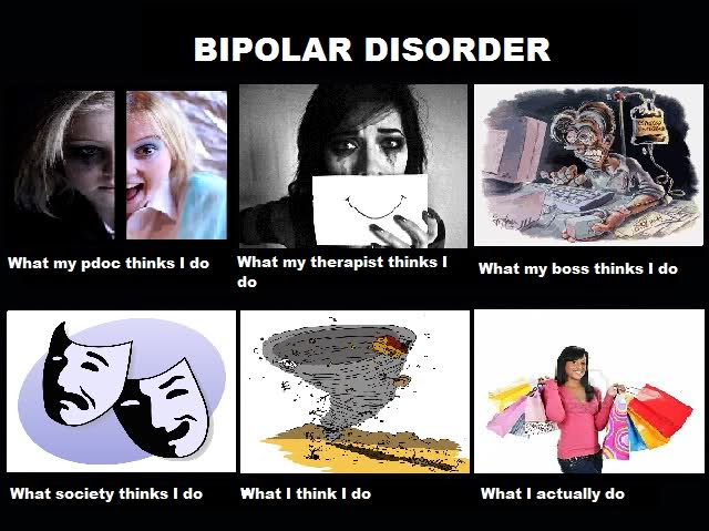 Funny bipolar Memes