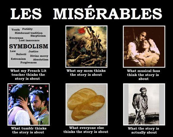 Les Miserables Memes